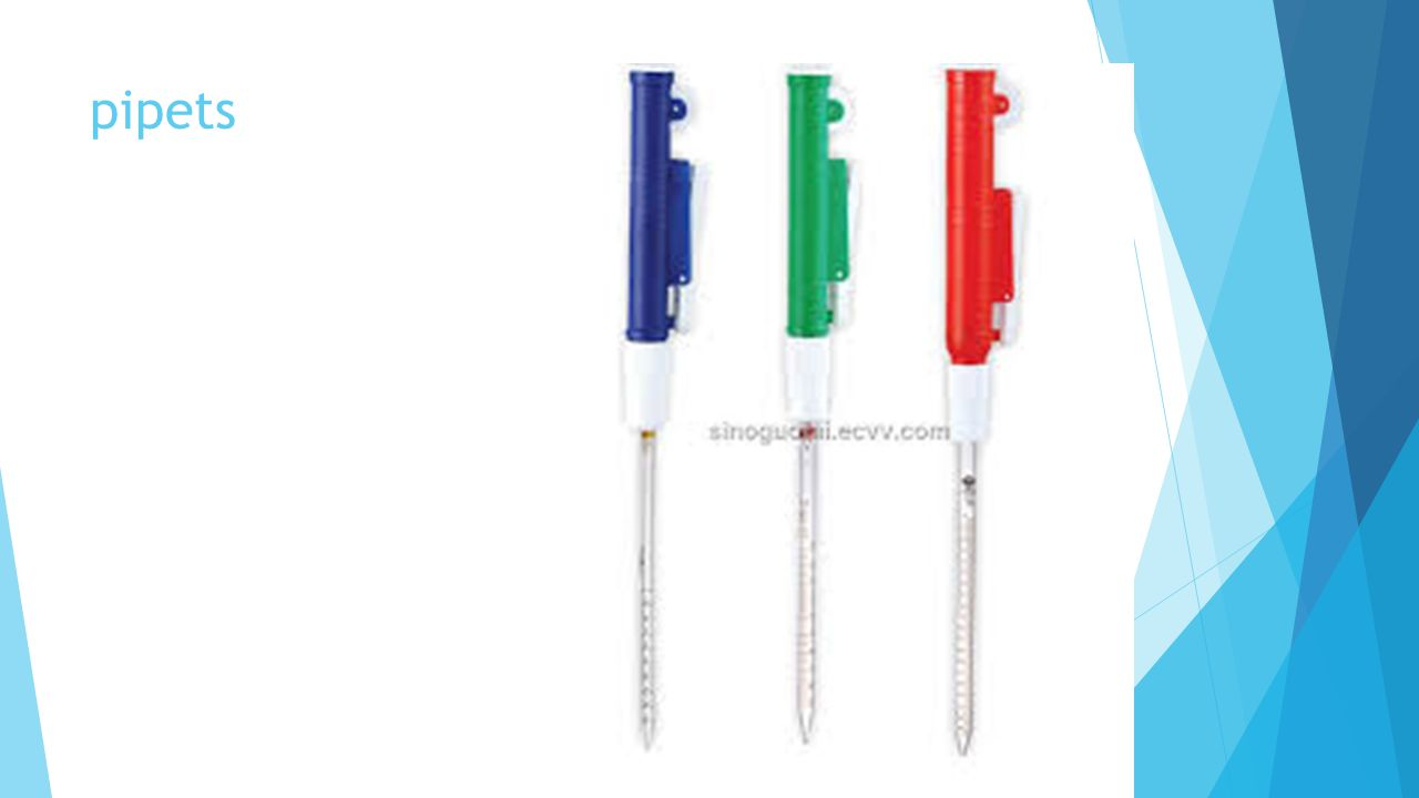 pipets