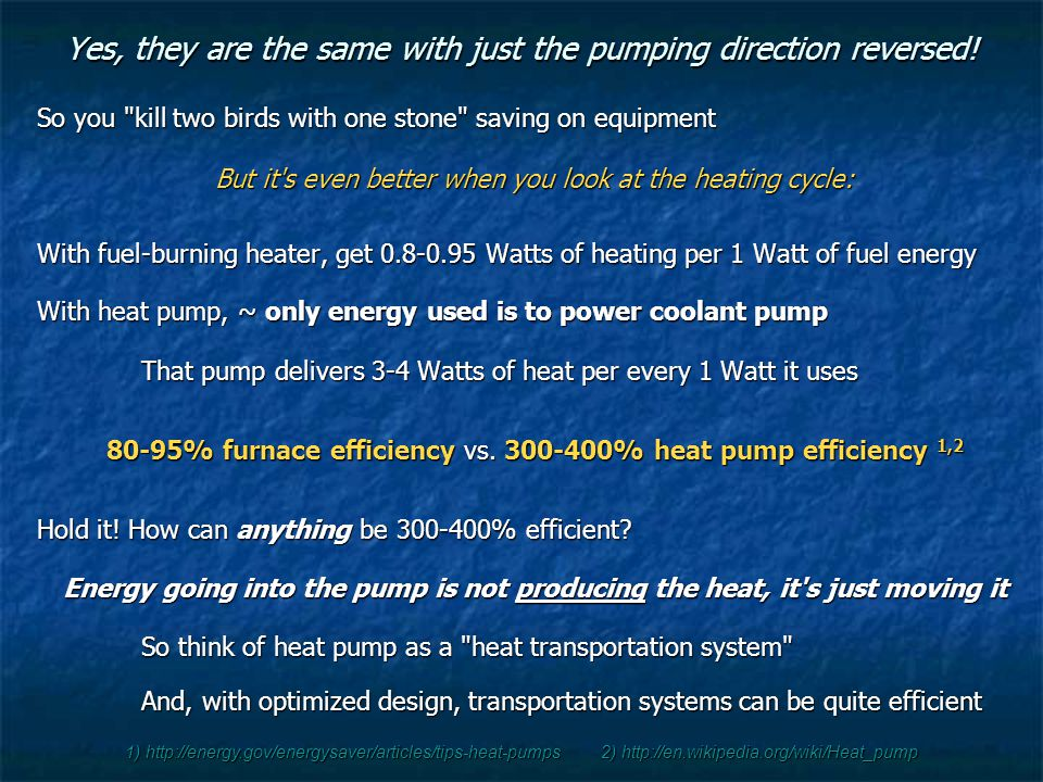 Yes, they are the same with just the pumping direction reversed! So you
