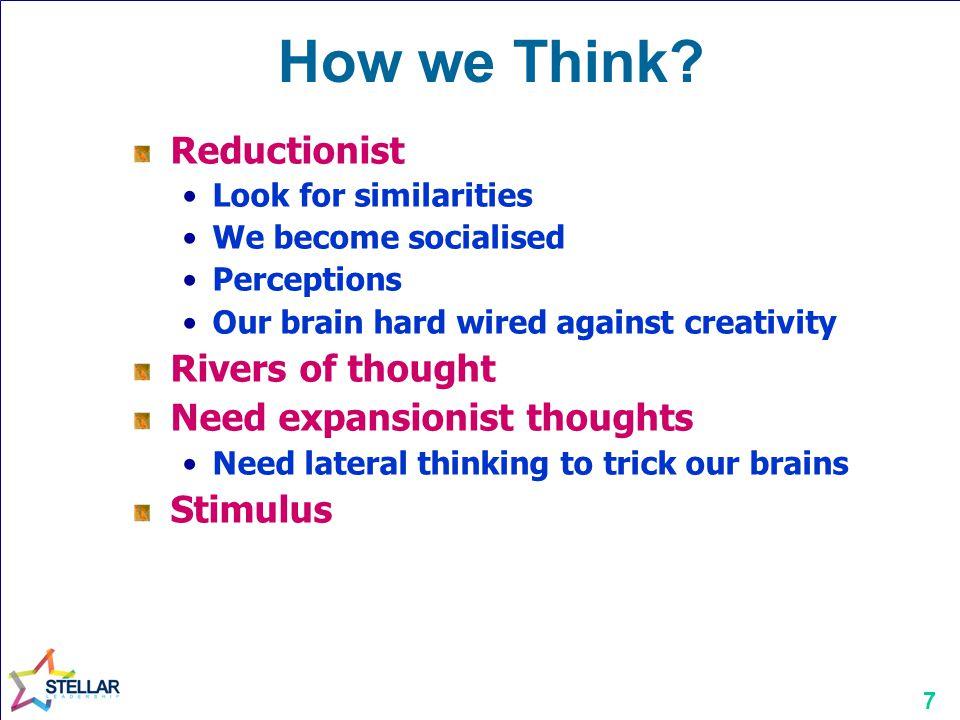 8 Creativity Nature or Nurture