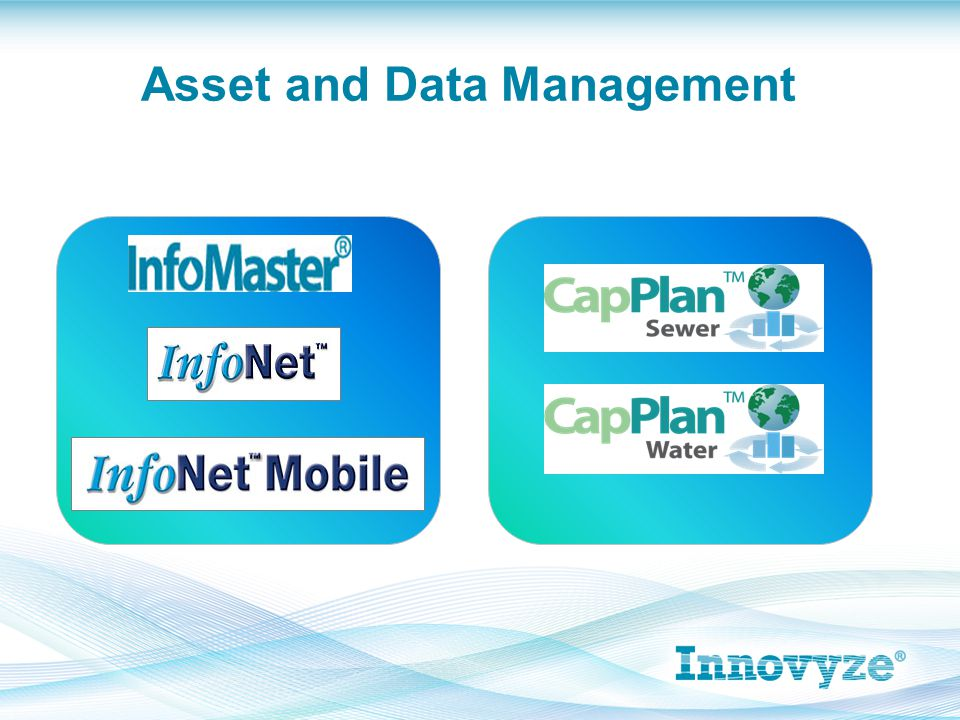 Asset and Data Management