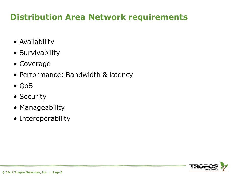 © 2011 Tropos Networks, Inc.