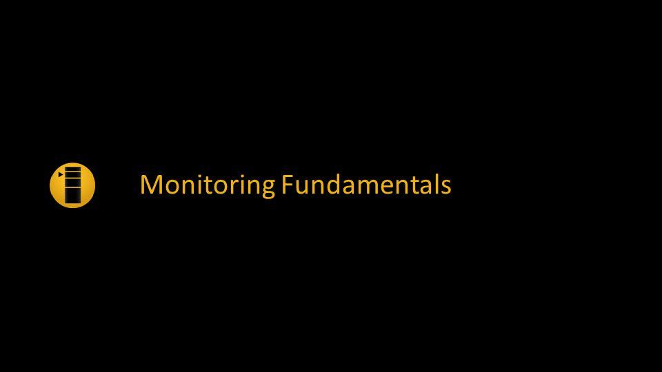 Monitoring Fundamentals
