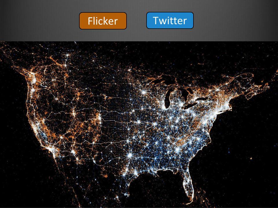 Flicker Twitter