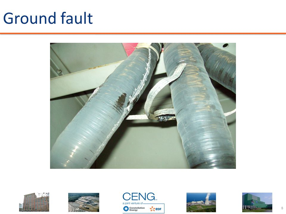 Ground fault 8