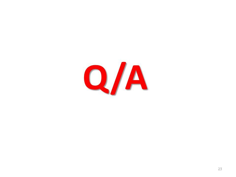 Q/A 23