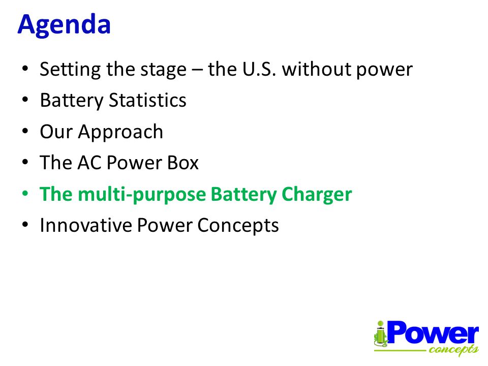 The US Without Power What causes power outages.