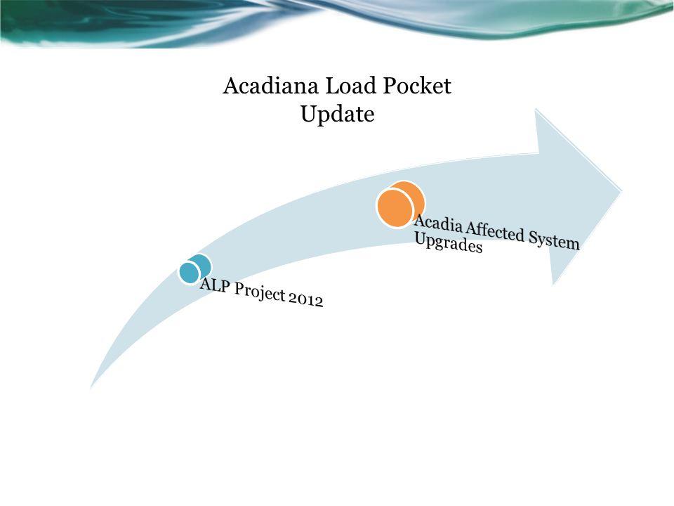 Acadiana Load Pocket Update