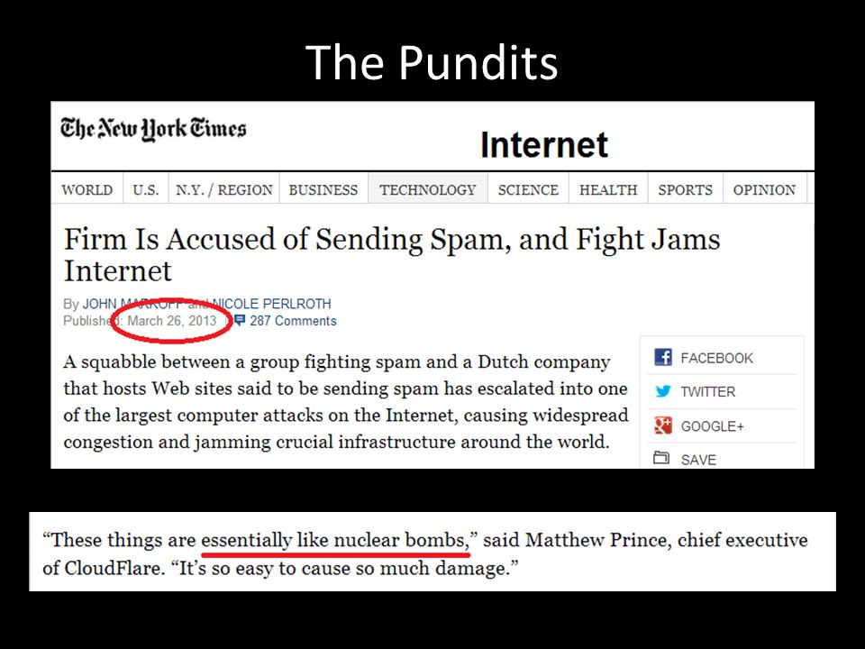 The Pundits