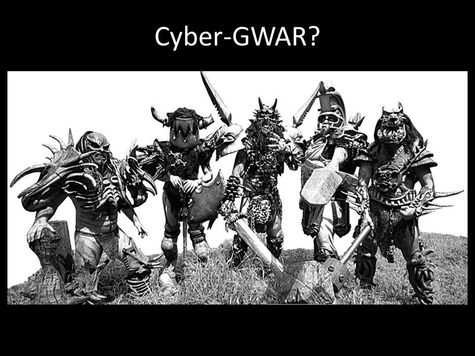 Cyber-GWAR