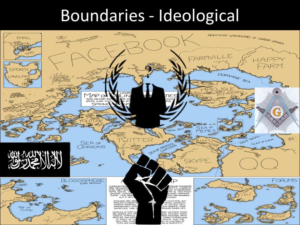 Boundaries - Ideological