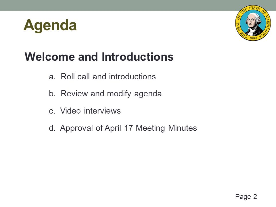 Thursday, June 19, 2014 State Interoperability Executive Committee Additional Attendees: Suggestions for attendees?