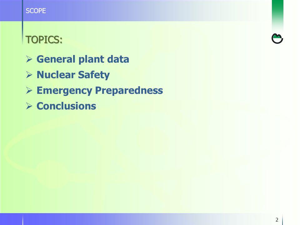 www.nek.si, Vrbina 12, 8270 Krško3 NUCLEAR SAFETY AND EMERGENCY PREPAREDNESS General Plant Data Nuclear Power Plant Krško in brief  0wner……………………..GEN Energija- 50% HEP -50%  Operator ………………… Nuklearna elektrarna Krško  NSSS supplier…………...Westinghouse  Reactor type…………….PWR  Construction permit……1975  Commercial operation…1983  Operating license……….40 years  Number of employees….~600  Gross plant output……….