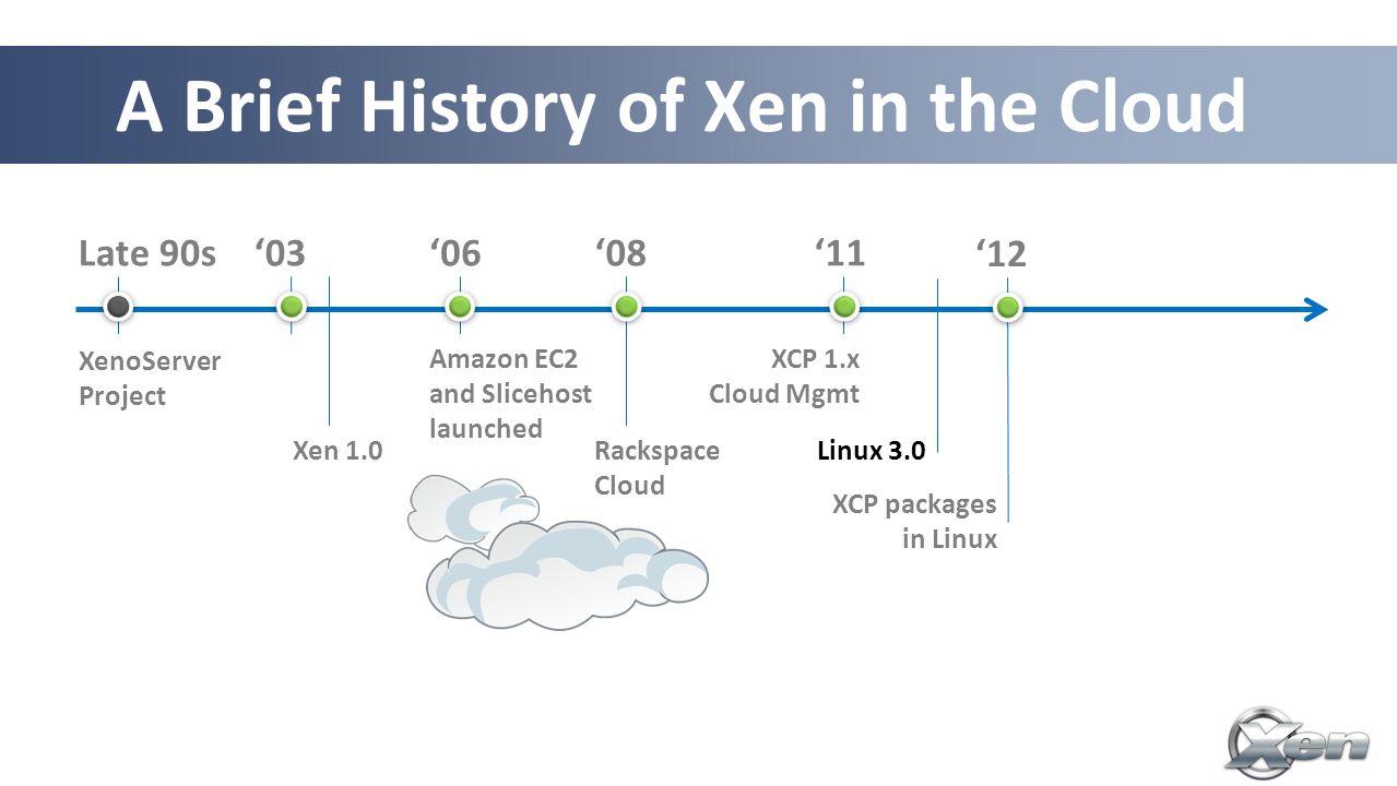 Xen : Types of Virtualization