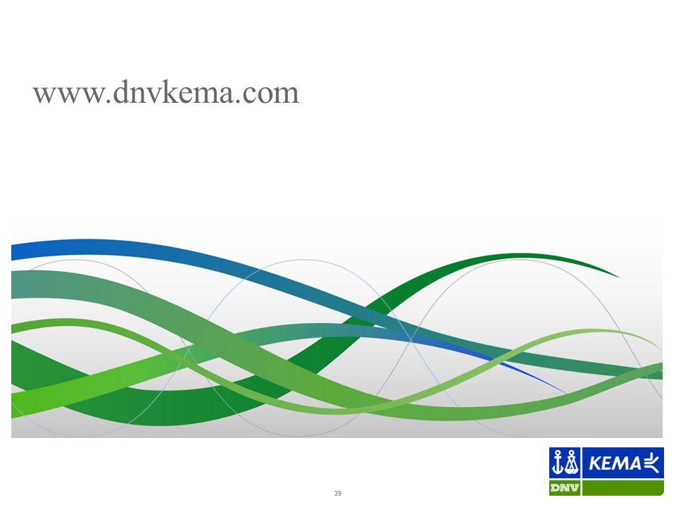 www.dnvkema.com 39