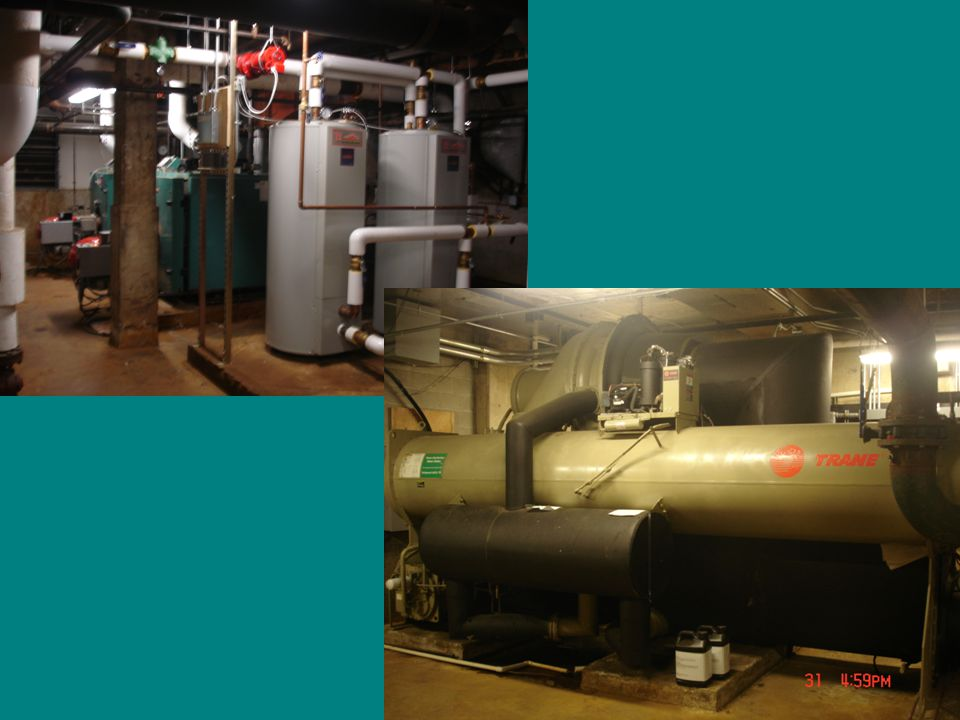 Walsh Intermediate HVAC Results Electric 2001 used 2,780,160 KWH 2006 used 1,384,320 KWH 2001 electrical costs $235,299.23 2006 electrical costs $222,942.63 2001 KWH cost $0.08464 2006 KWH cost $0.16105
