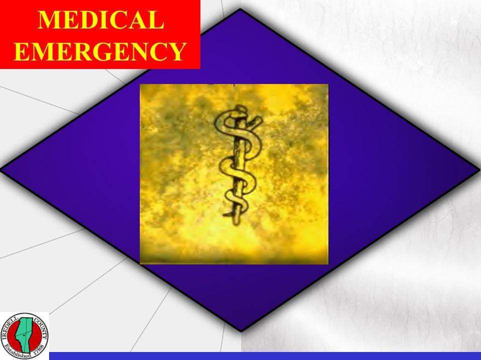 MEDICAL EMERGENCY 15