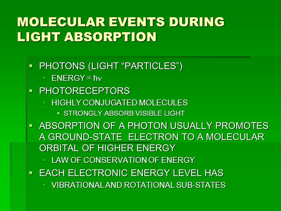 ELECTRON TRANSPORT IN PURPLE PHOTOSYNTHETIC BACTERIA IS A CYCLIC PROCESS  THERE IS NO NET OXIDATION-REDUCTION  OVERALL PROCESS IS IRREVERSIBLE  ELECTRONS ARE TRANSFERRED TO PROGRESSIVELY LOWER ENERGY STATES  STANDARD REDUCTION POTENTIALS ARE PROGRESSIVELY MORE POSITIVE