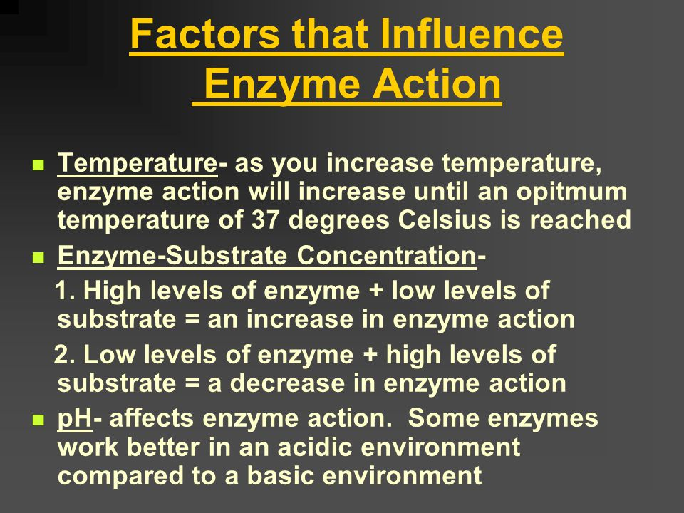 Lock-and-Key Model substrate- material to which the enzyme attaches to ( see diagram ) only certain enzymes can break down certain substrates after the enzyme attaches to the substrate, an enzyme-substrate complex is formed the substrate is then broken down into smaller molecules
