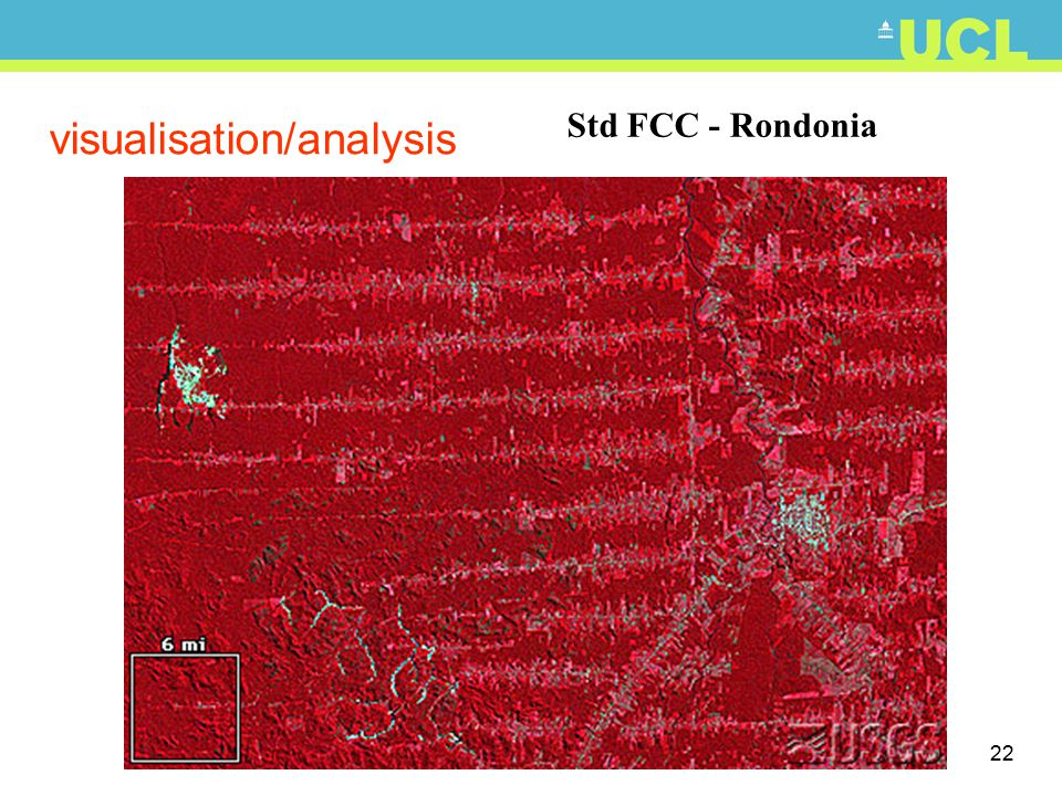 22 visualisation/analysis Std FCC - Rondonia