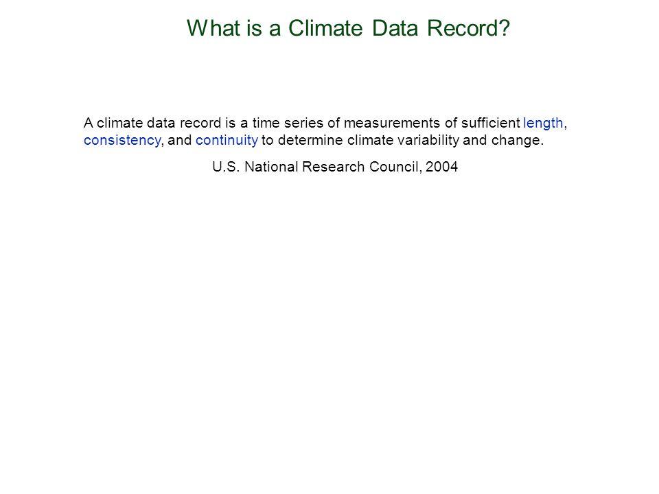 The Multi-Mission Data Record SeaWiFS MODIS/Aqua Fall 2002Fall 2008