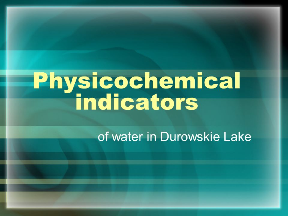 Purpose of research To figure out, what is current situation in the lake To compare results of our research with former monitoring results and therefore to find out tendency in development of Durowskie Lake To find out, what to do in order to improve water quality