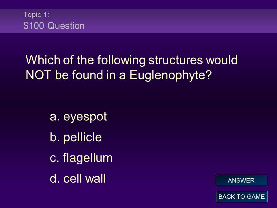 FINAL ROUND Answer Question: a.Choice 1 b. Choice 2 c.