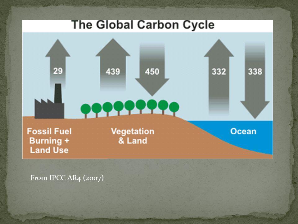 From IPCC AR4 (2007)