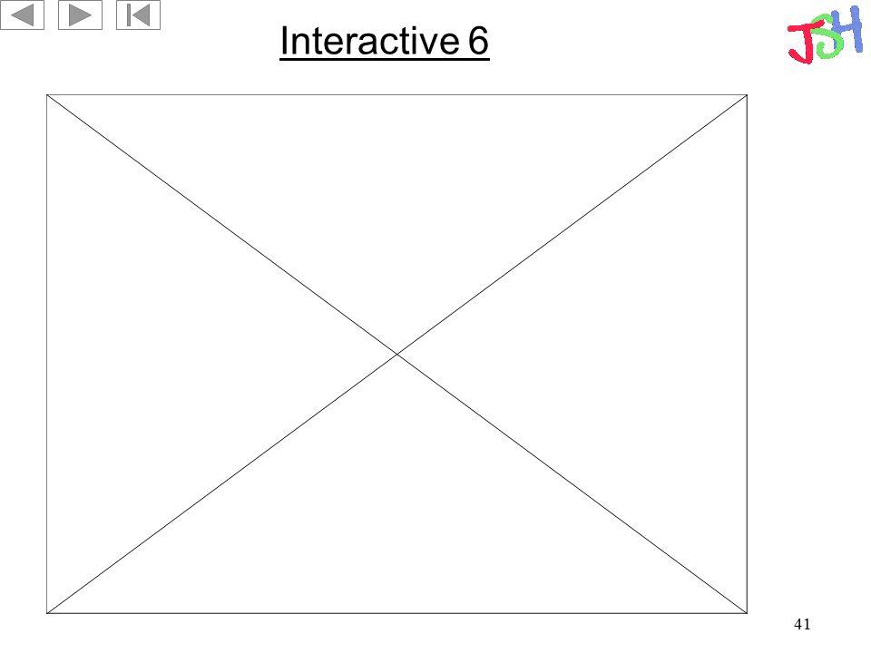 41 Interactive 6
