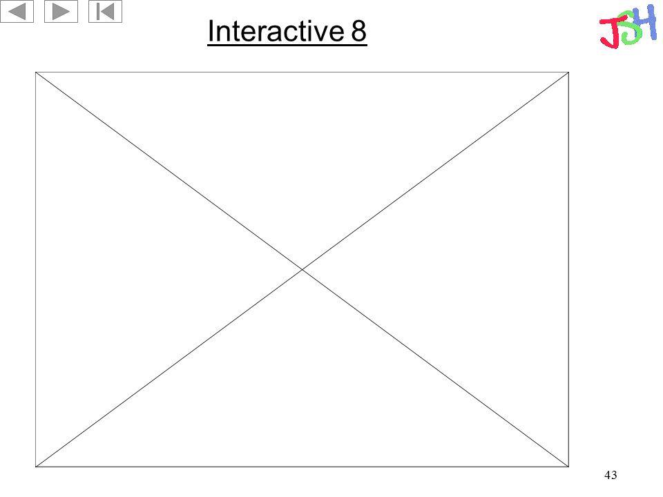 43 Interactive 8