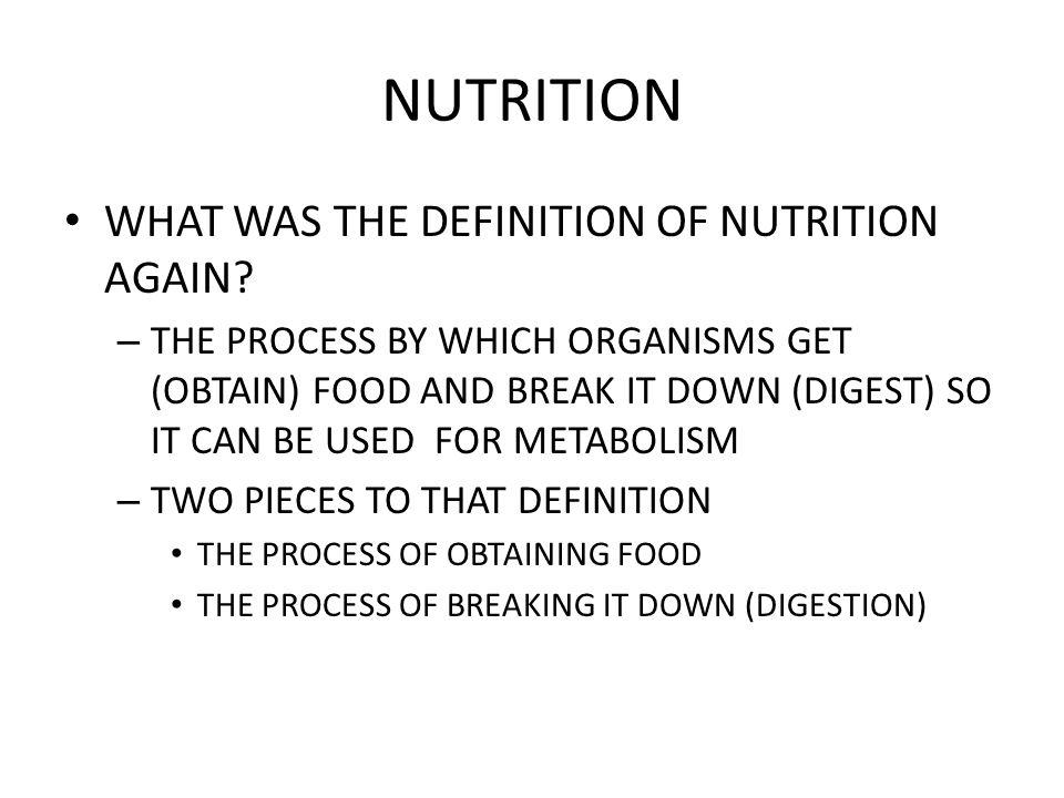NUTRITION GRASSHOPPER DIGESTIVE SYSTEM