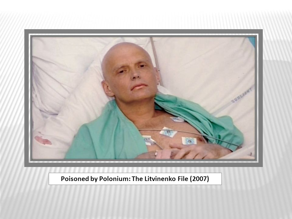 Poisoned by Polonium: The Litvinenko File (2007)