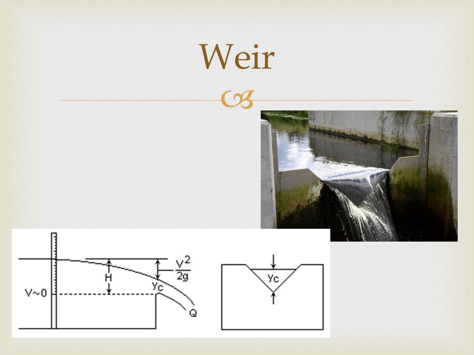  Weir