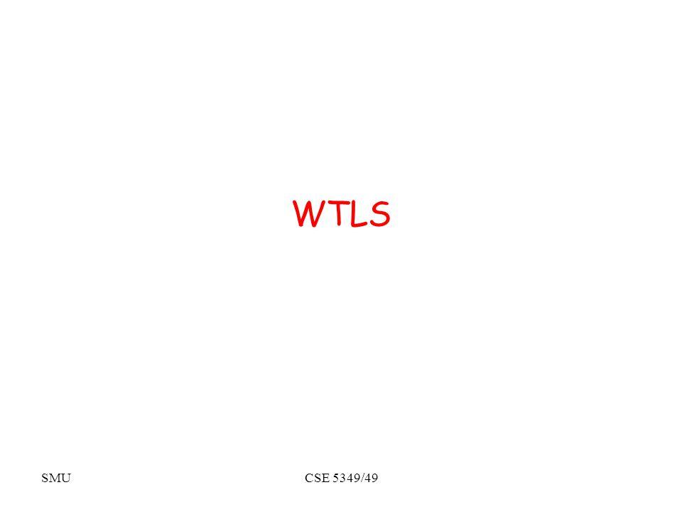 SMUCSE 5349/49 WTLS