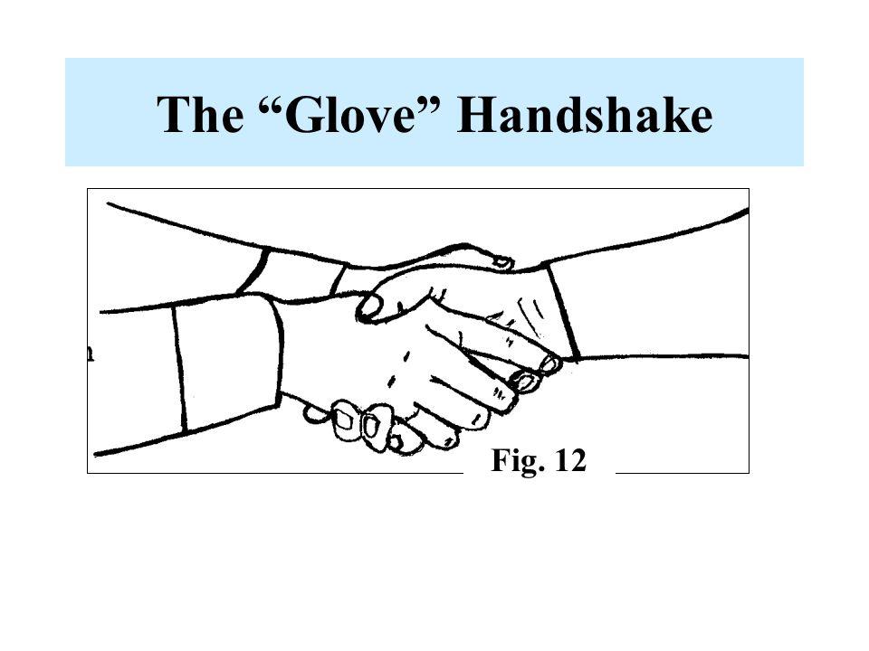 "The ""Glove"" Handshake Fig. 12"