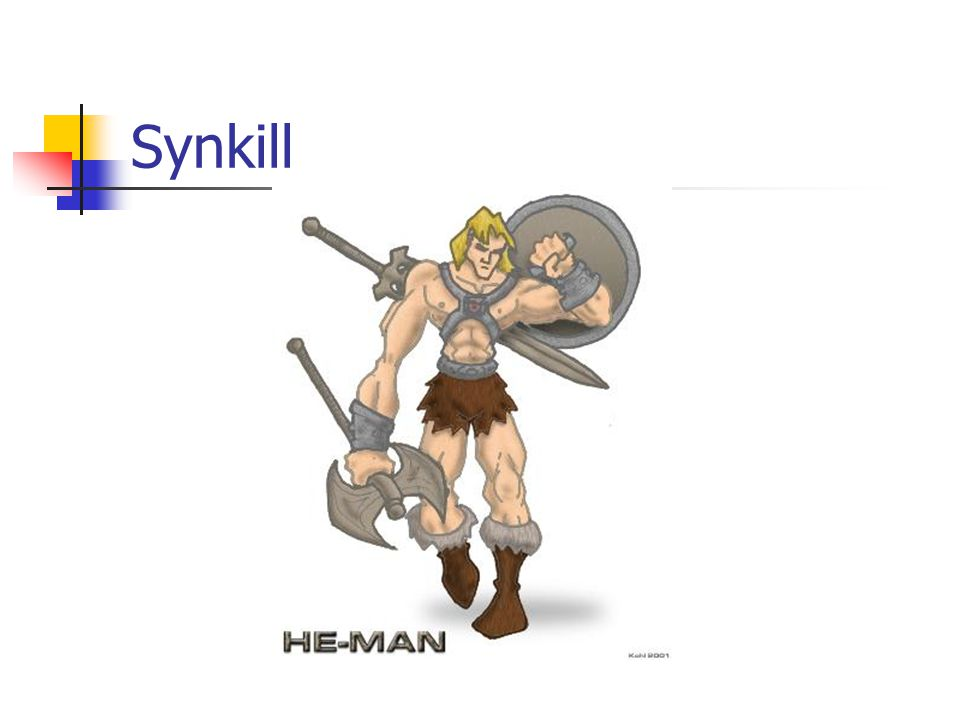 Synkill