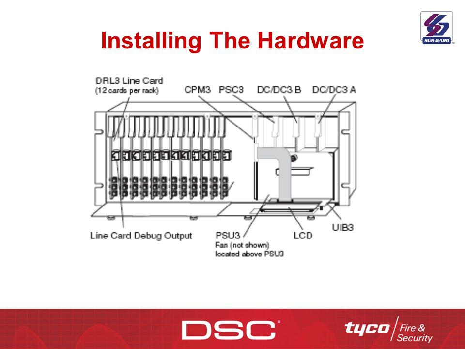 Installing The Hardware