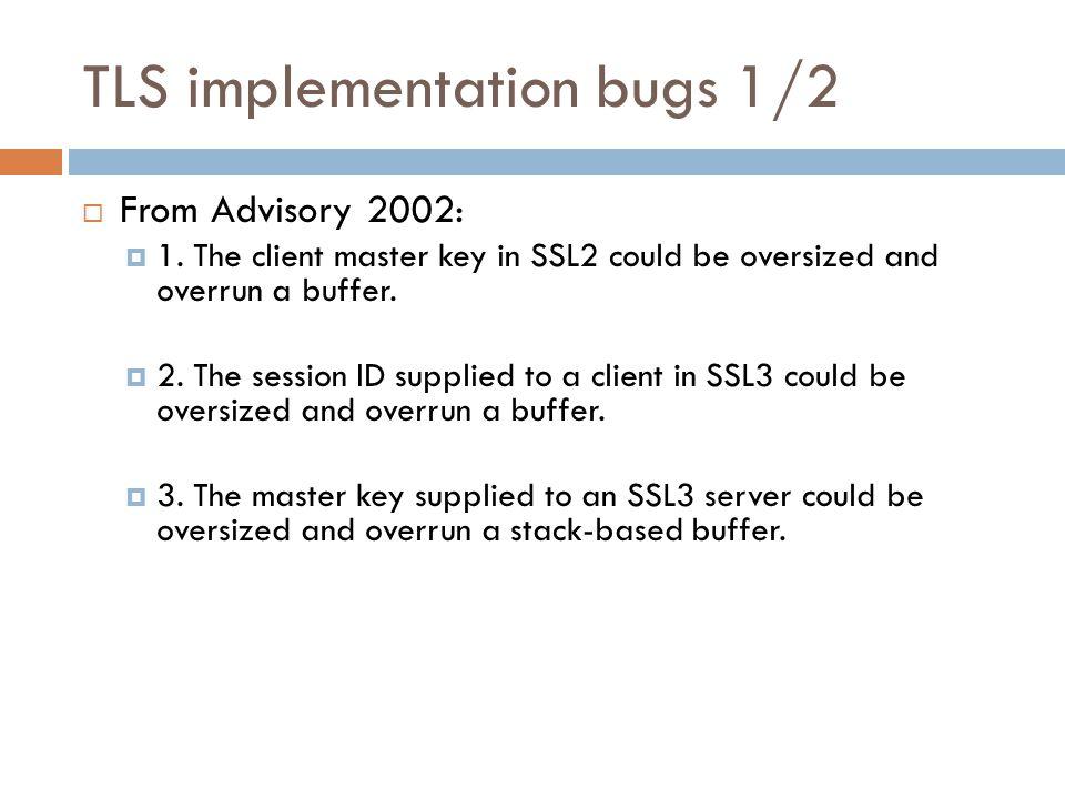 The future  If bugs_found -> JACM  Elsif old_bugs_found -> JA IIO  Else FAMAF_TR