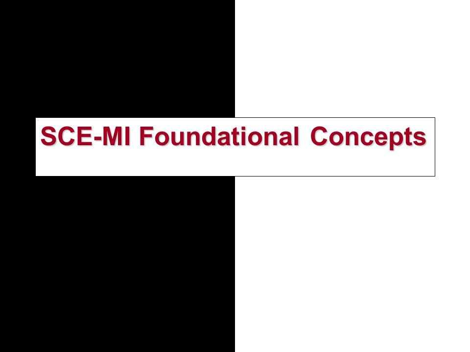 SCE-API Consortium, 2001 Applications of SCE-MI Software model to emulator or simulator interface Software model to software model interface Software model examples C/C variant models  E.g.