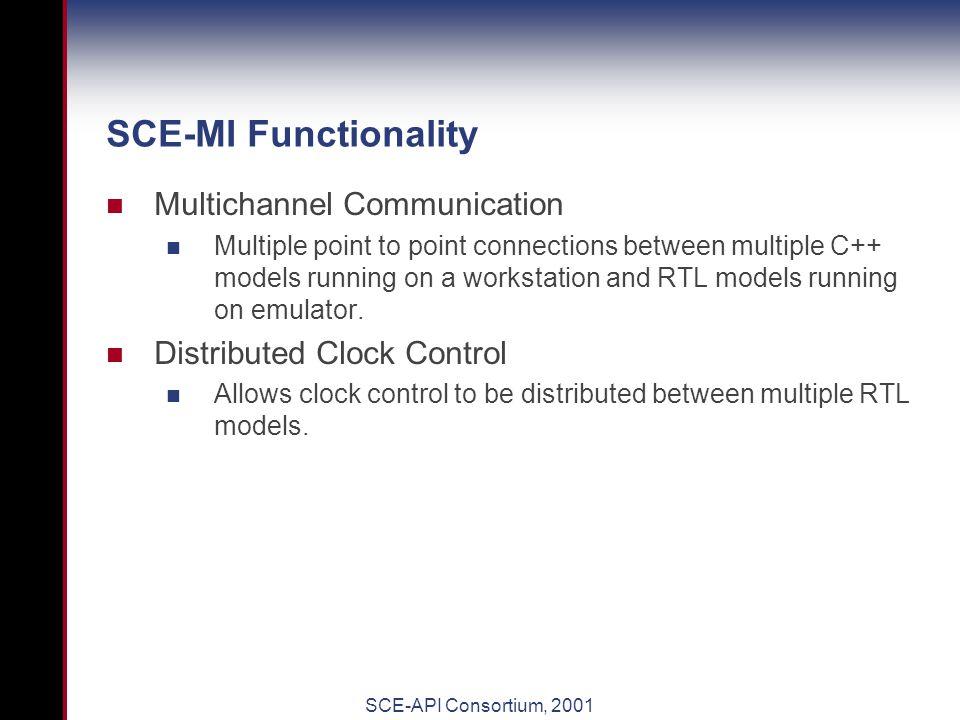 SCE-MI Description