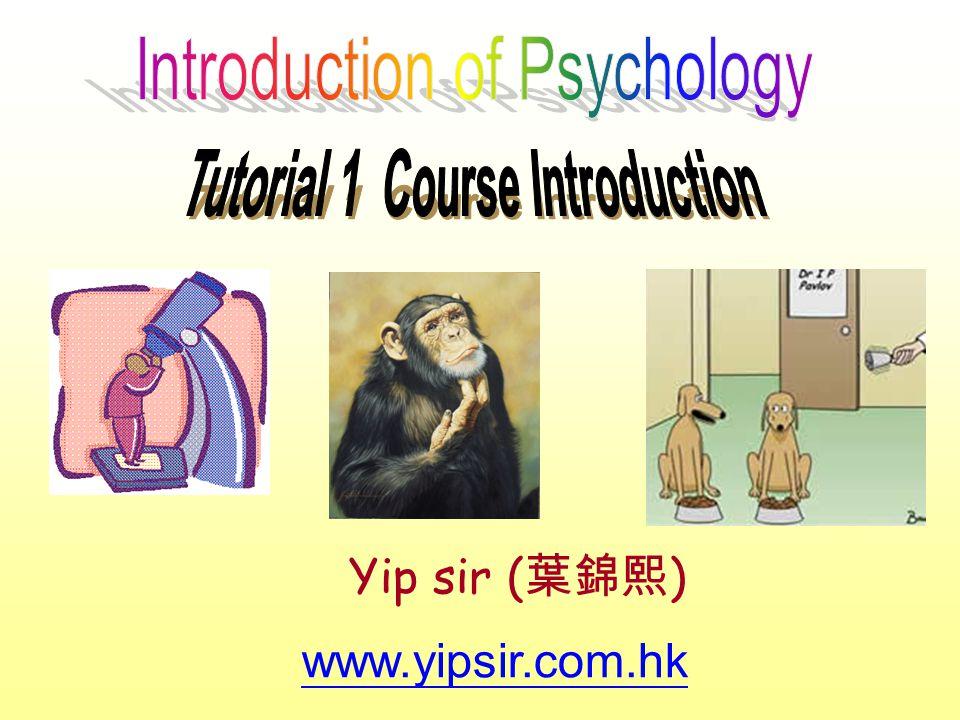 www.yipsir.com.hk Yip sir ( 葉錦熙 )