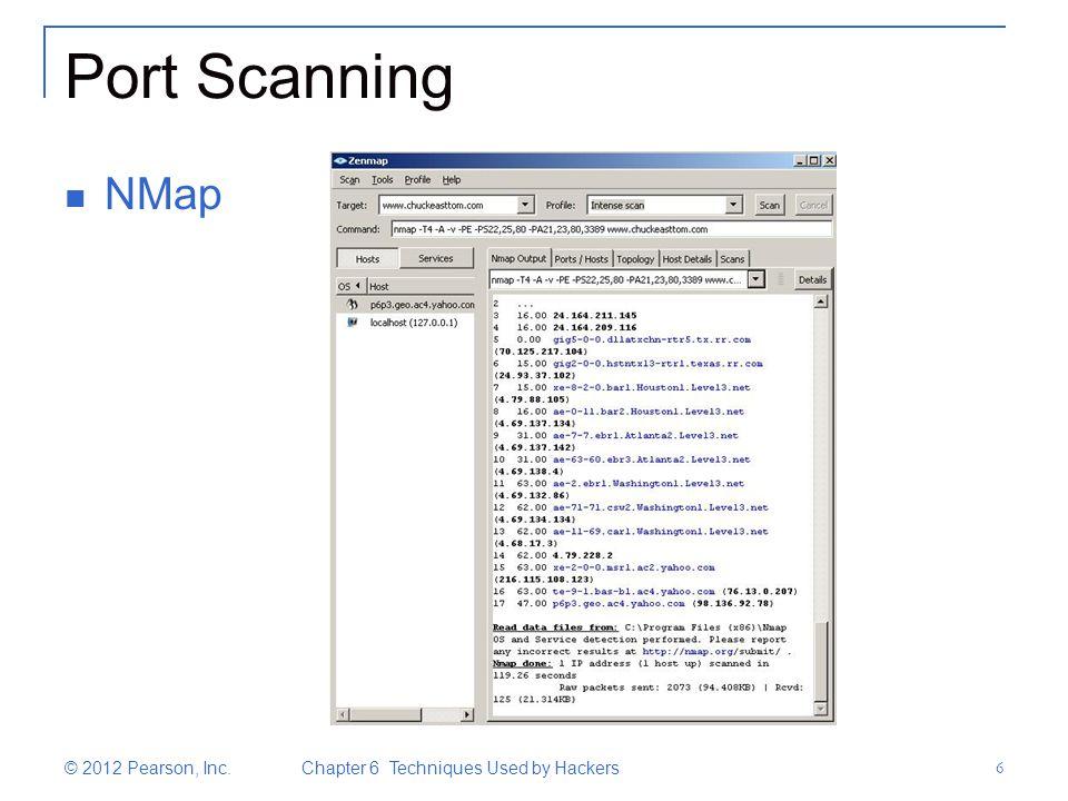 6 Port Scanning NMap