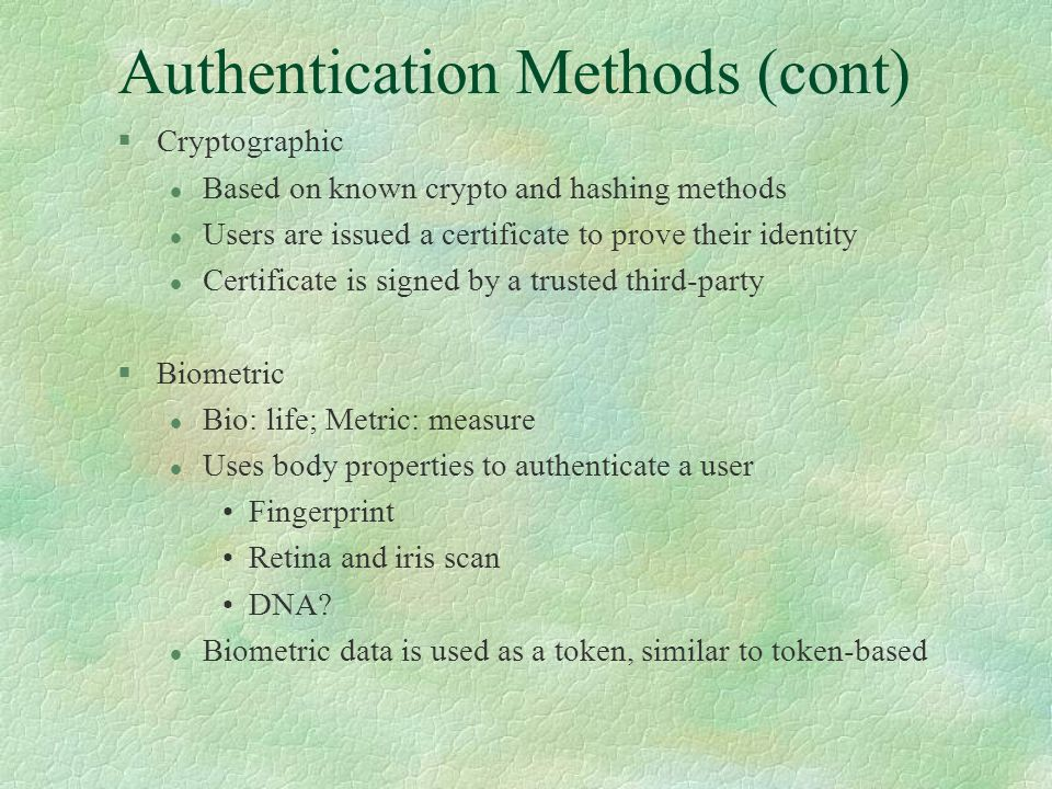 Authenticate-Ack and Authenticate-Nak §Description If the Peer-ID/Password pair received in an Authenticate-Request is both recognizable and acceptable, then the authenticator MUST transmit a PAP packet with the Code field set to 2 (Authenticate- Ack).