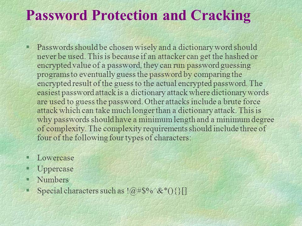 CHAP (cont.) IIT NAS Alice ID, Random Number, IIT Success or Failure ID, Pwd, Random No.