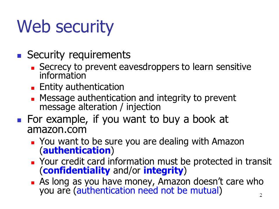 1 SSL/TLS