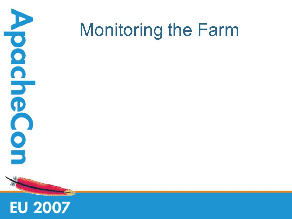 Monitoring the Farm