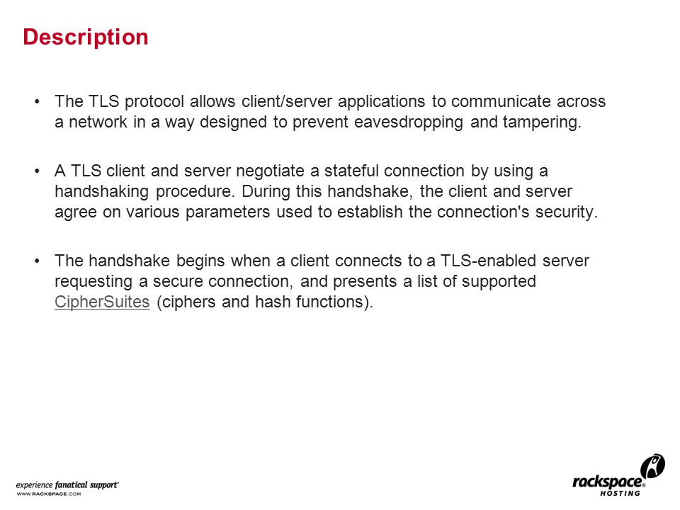SSL applications can be a heavy burden on the resources of a Web Server, especially on the CPU and the end users may see a slow response To resolve these kinds of issues, a Load Balancer capable of handling SSL Offloading in specialized hardware may be used When Load Balancers are taking the SSL connections, the burden on the Web Servers is reduced and performance will not degrade for the end users.