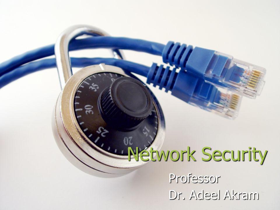Firewalls, SSL, VPN and IPSec