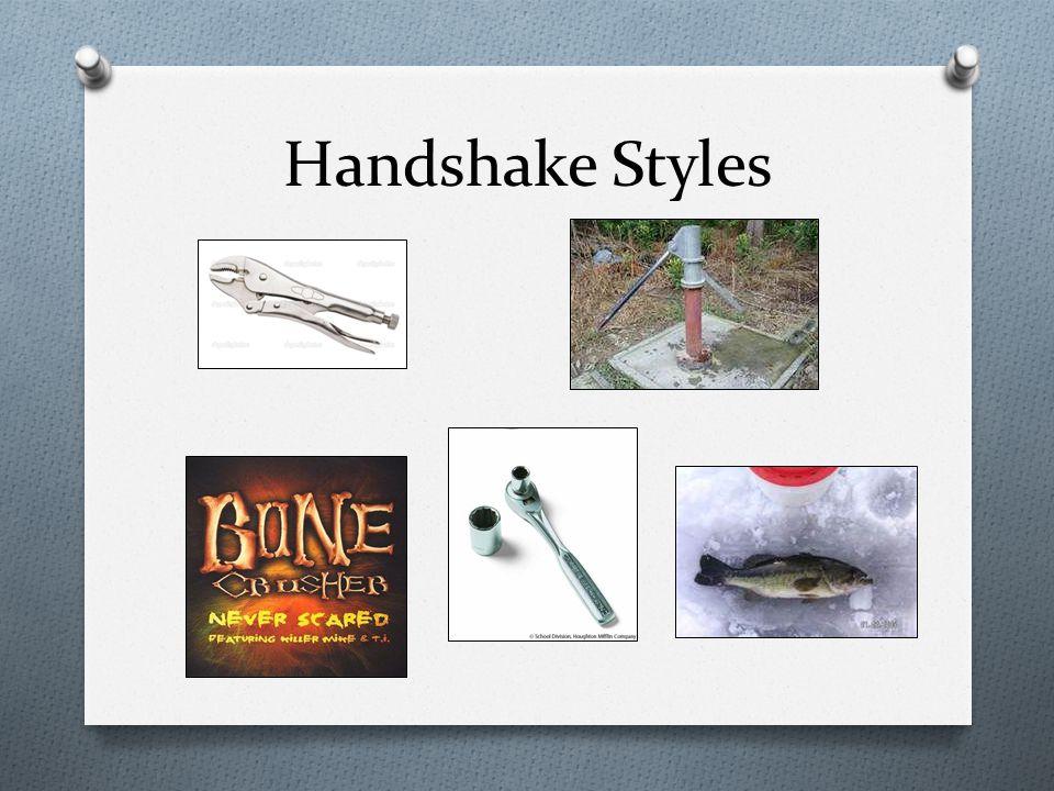 Handshake Styles