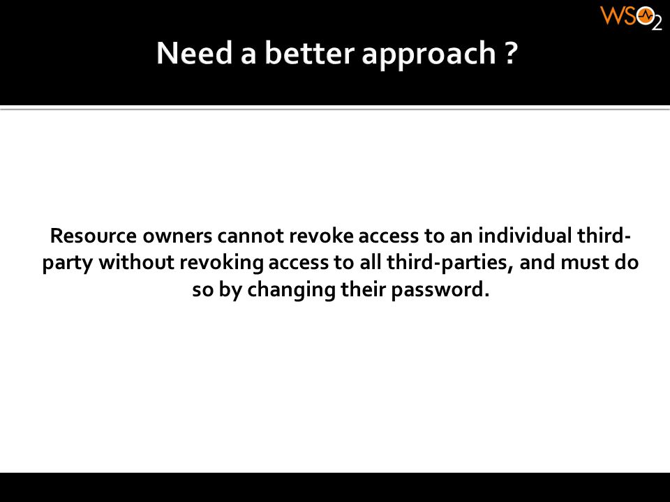 An application making protected resource requests on behalf of the resource owner and with its authorization