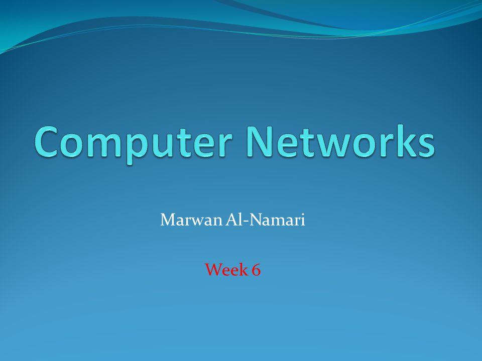 Marwan Al-Namari Week 6